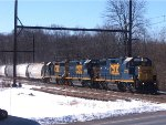 CSX 2771 on C770